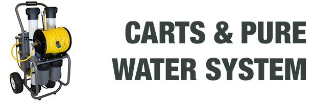 WaterFed Carts
