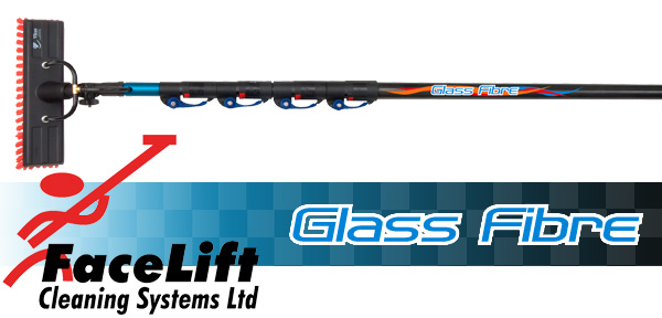 Facelift Glass Fiber Pole