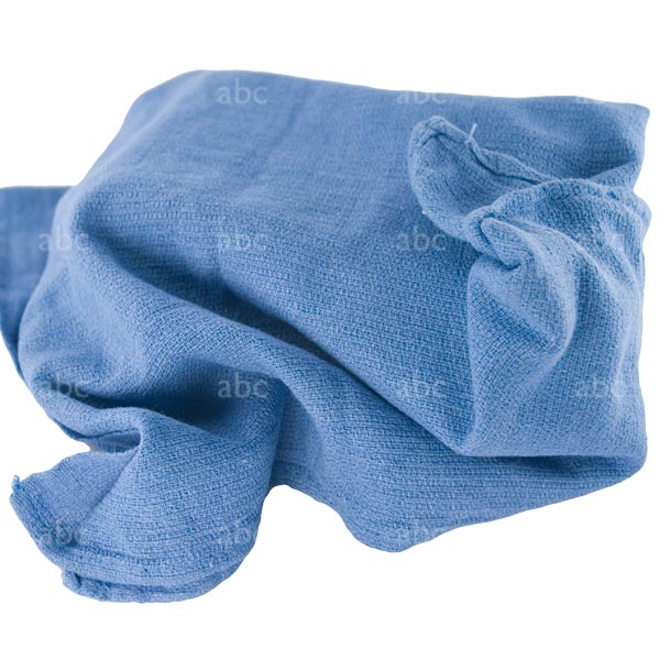 Huck Surgical Towels: Used Cotton Huck Towels