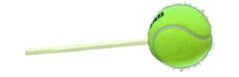 Tennis Ball on a Stick