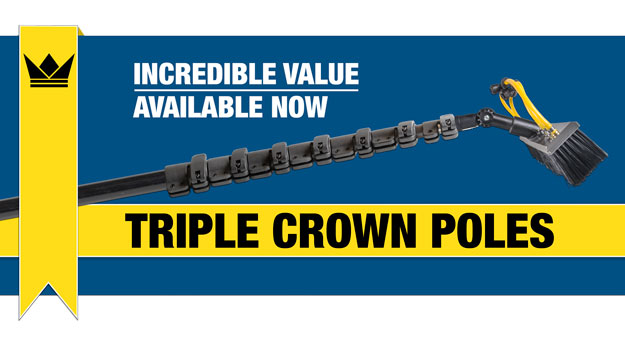 Triple Crown Poles