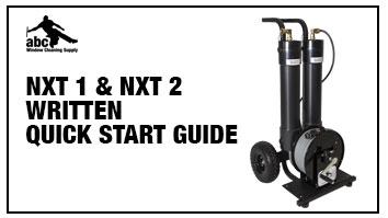 NXT2 Written Quick Start Guide