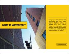 waterfed sale flyer